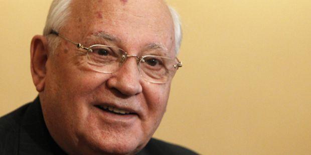Михаил Горбачев считает, что причина войны в Украине – Беловежская пуща