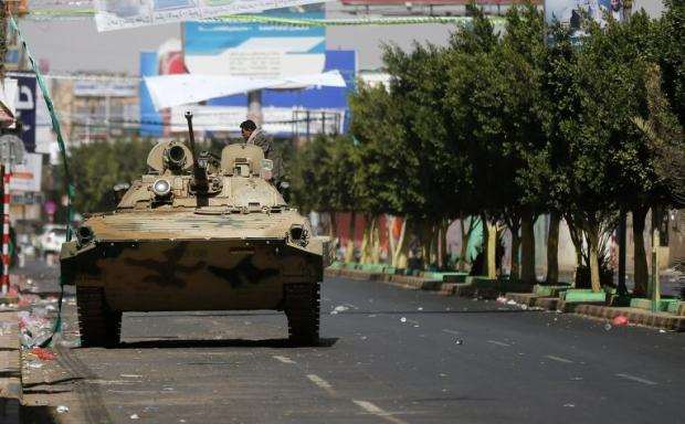 Цены на нефть резко поднялись из-за событий в Йемене