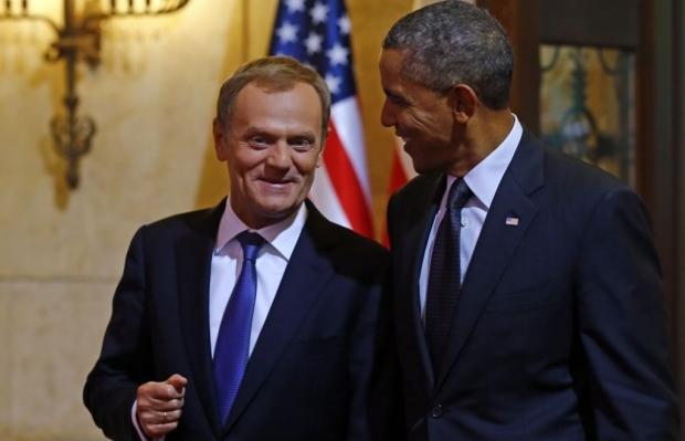 Обама: Запад должен поддерживать суверенитет Украины, несмотря на угрозу агрессии
