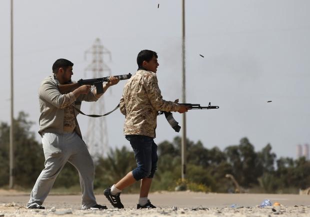 В Ливии из плена боевиков Исламского государства освобождены 15 украинских врачей – МИД