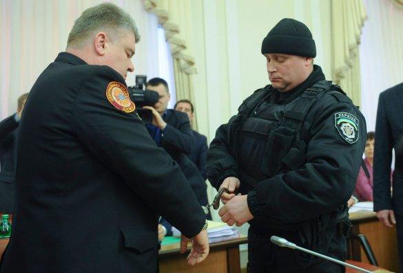 На заседании Кабмина задержан глава ГосЧС Сергей Бочковский