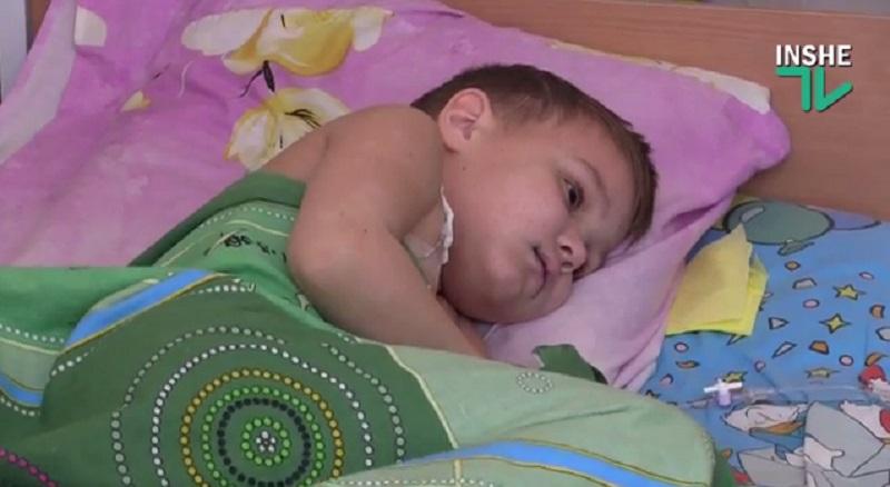 Цена жизни 8-летнего Вани Красножена – несколько сотен тысяч евро. И мы можем ему помочь