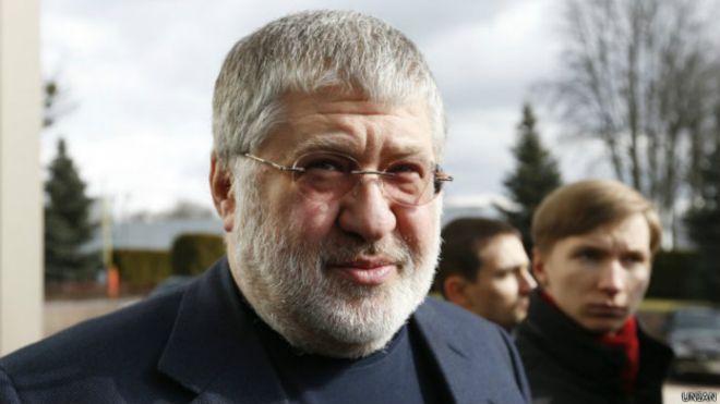 В ЕС есть сомнения относительно помощи Украине, если она не преследует Коломойского