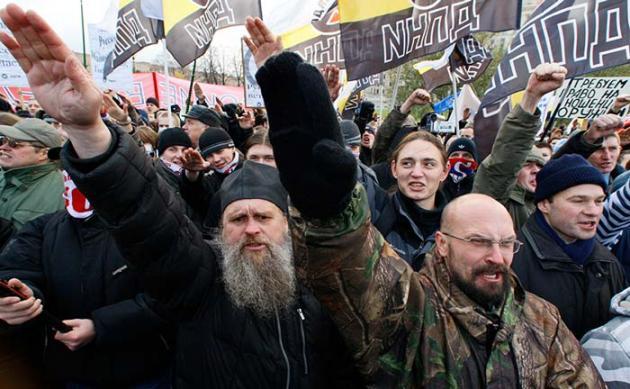 Украинца в Москве убивали два десятка русских нацистов