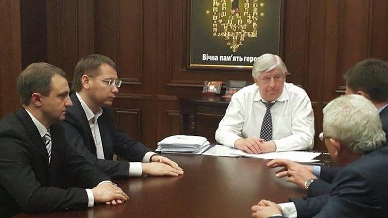Николаевские нардепы рассказали Генпрокурору о прокурорах Арбузинского и Доманевского районов