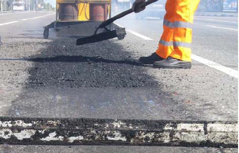 Говорят, сегодня в Николаеве начался плановый ремонт дорог