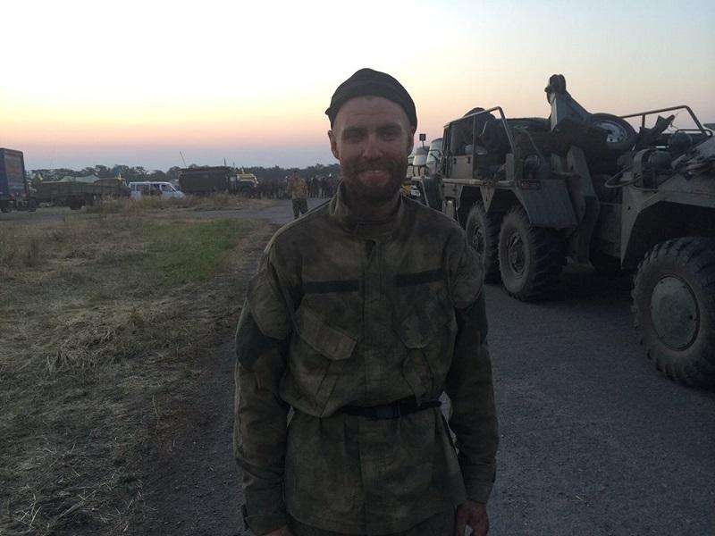 Полный кавалер ордена «За мужество» комвзвода «79-ки» Павел Чайка: «Я всегда мечтал стать офицером, благодаря этой войне я им стал»
