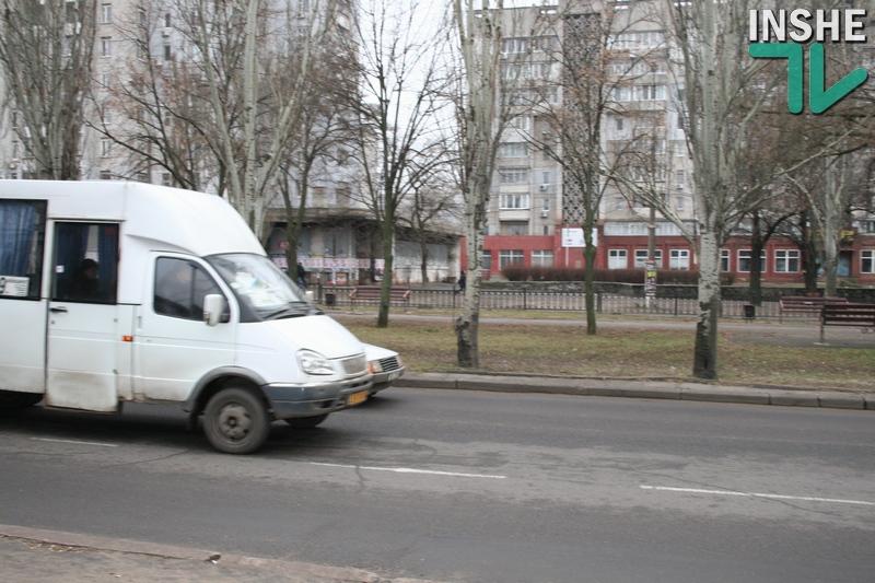Таблички с новой стоимостью проезда в николаевских маршрутках уже отпечатаны и заламинированы