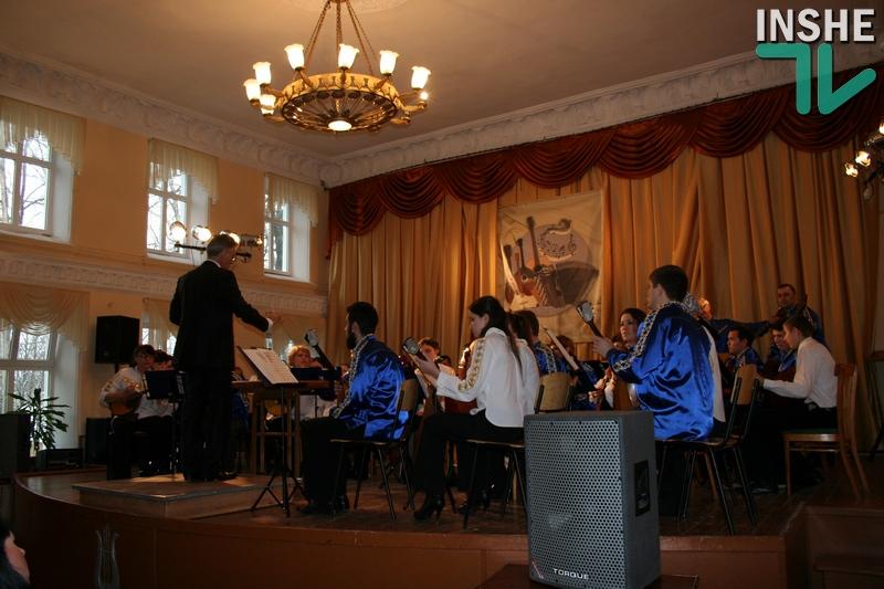 В память об уникальном оркестре: в Николаеве начался Фестиваль исполнителей на народных инструментах им. Г.Манилова