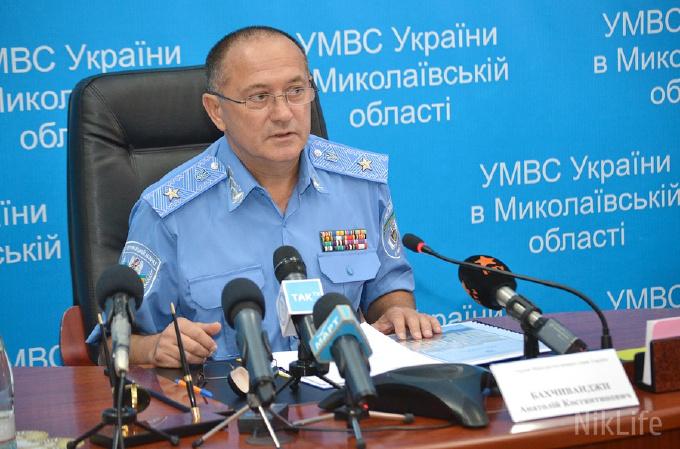В Николаев едет генерал-майор милиции Анатолий Бахчиванджи  – послушать граждан