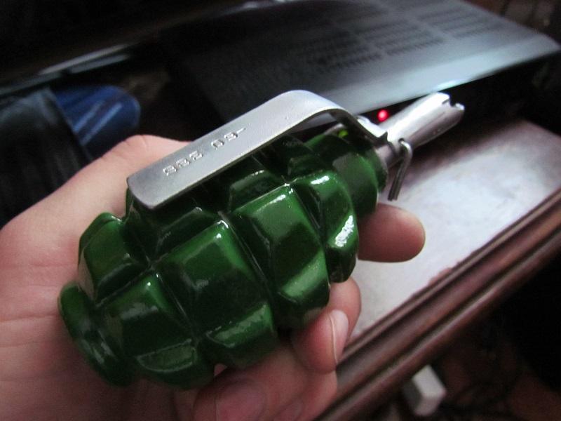 Дома у николаевца нашли гранату с запалом