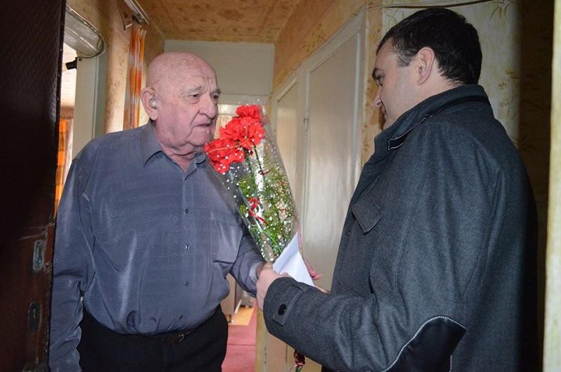 Накануне годовщины освобождения Николаева губернатор проведал семерых освободителей города