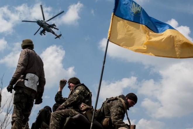 Прошедшие сутки в зоне АТО обошлись без погибших и раненых украинцев