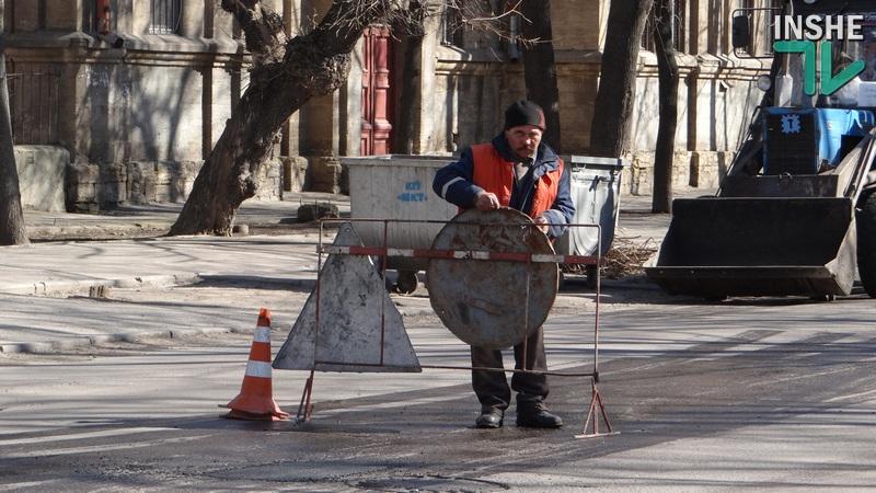 Николаевский облавтодор получил 107 млн.грн. на эксплуатацию дорог