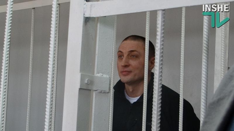 Владимир Шпинда, 9 лет находящийся в Николаевском СИЗО, потребовал отвода судьи Николаевского Апелляционного суда