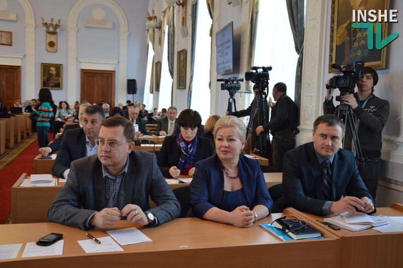 Депутаты горсовета теперь заявляют о своих интересах во время рассмотрения проектов решений