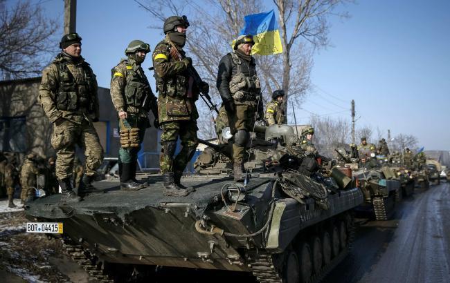 В зоне АТО за сутки погиб 1 и ранены 4 украинских военных