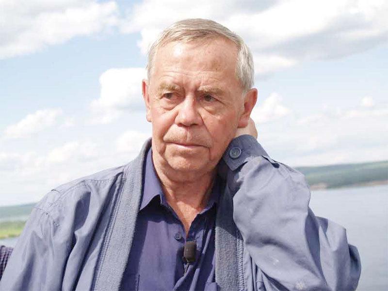 Умер писатель Валентин Распутин