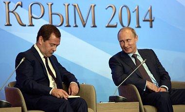 Россия допускает размещение ядерного оружия в Крыму