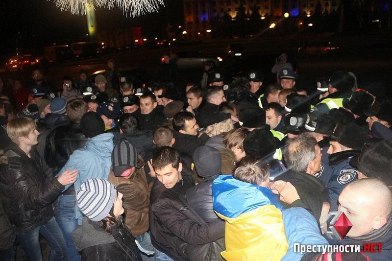 """Бывший высокий милицейский чин дал 30 миллионов """"беркуту"""" на разгон Майдана"""