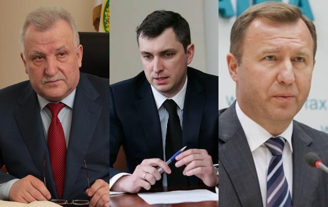 Главе ГФС Билоусу дали испытательный срок, начальник Гостаможни Макаренко и руководитель налоговой милиции  Хоменко уходят