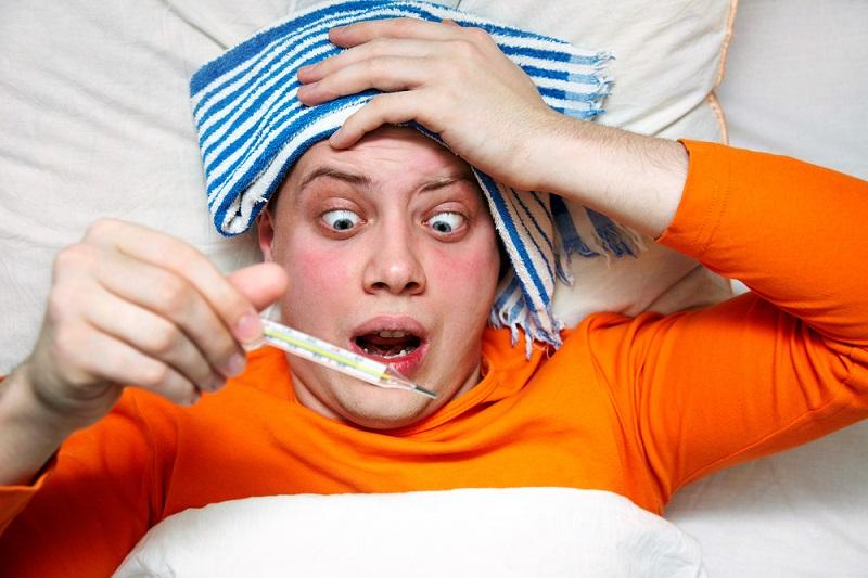Заболеваемость гриппом и ОРВИ в Украине превысила эпидпорог