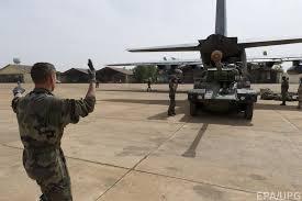 В Украину в конце марта прибудет первая партия американских военных авто