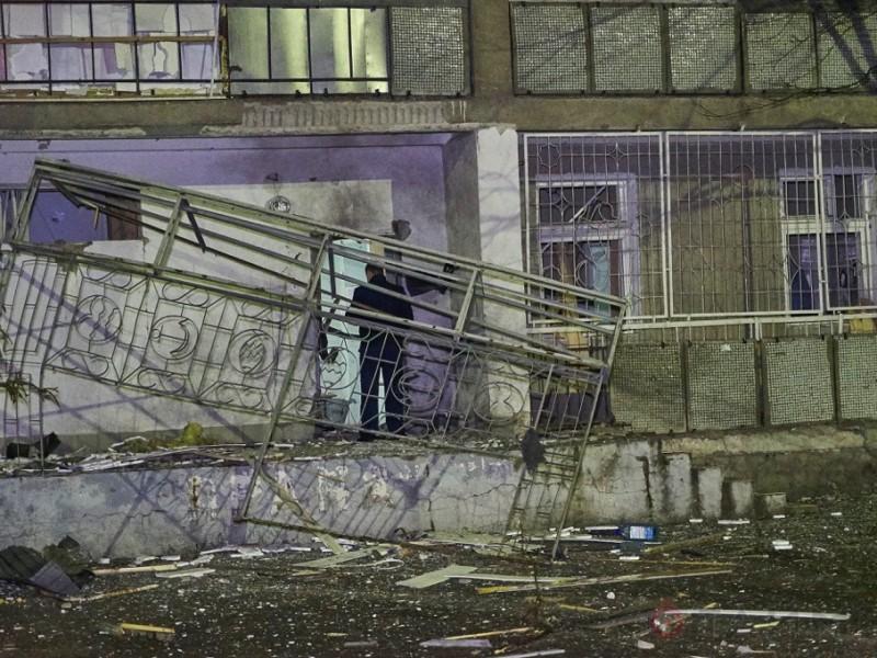 Очередной взрыв в Одессе