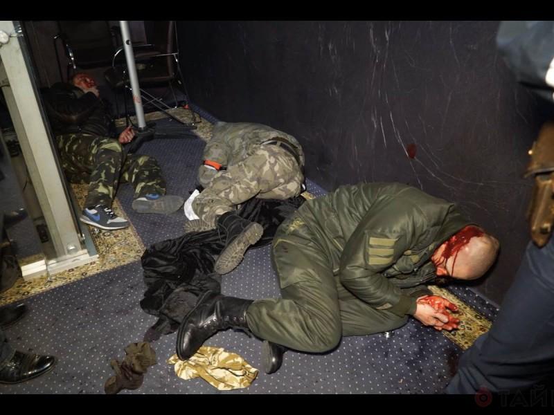 """Стрельба и взрыв в Одессе – следствие конфликта """"Правого сектора"""" с подпольным казино"""