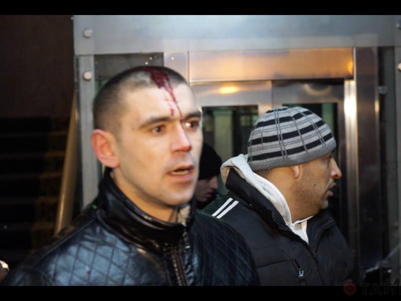 """Милиция считает, что драка в казино и взрыв у офиса """"Правого сектора"""" в Одессе не связаны"""