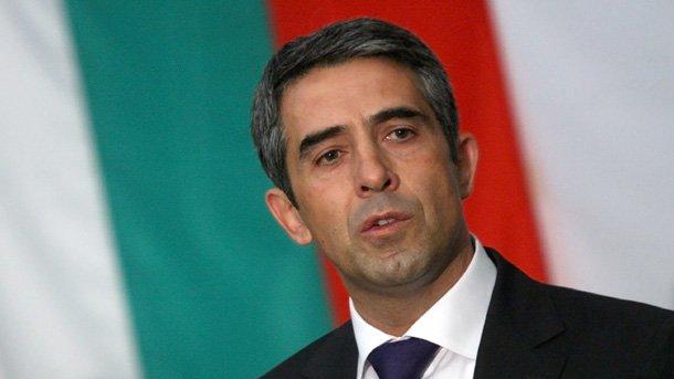 Президент Болгарии отклонил приглашение Кремля поучаствовать в праздновании 70-летия Победы