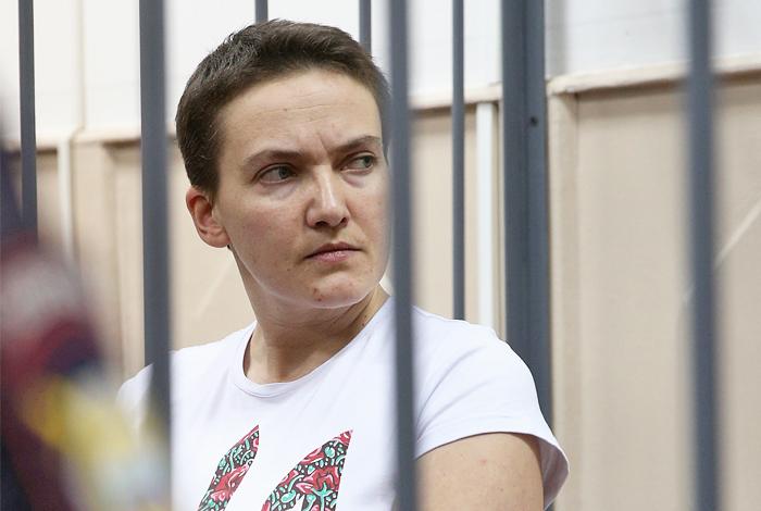 Савченко грозится возобновить голодовку
