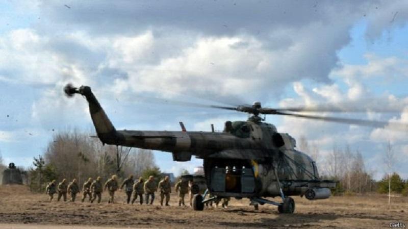 В Николаев прибыли британские военные инструкторы – обучать наших бойцов