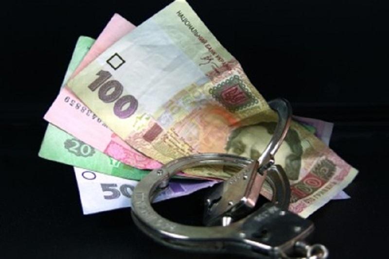 Начальник департамента Одесской ОГА попался на 70 тыс. грн взятки