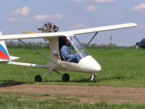Как сделать свой мини-самолет
