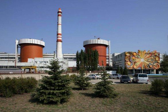 Третий энергоблок Южно-Украинской АЭС досрочно подключен к сети