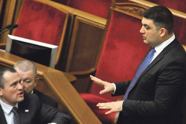 На должность премьера претендуют Яресько, Гройсман, Тимошенко и Кононенко, – Борислав Береза