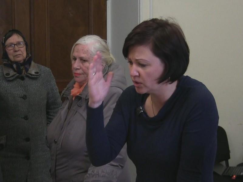 Предприниматель Светлана Золотухина обвинила николаевский «Правый сектор» в вымогательстве