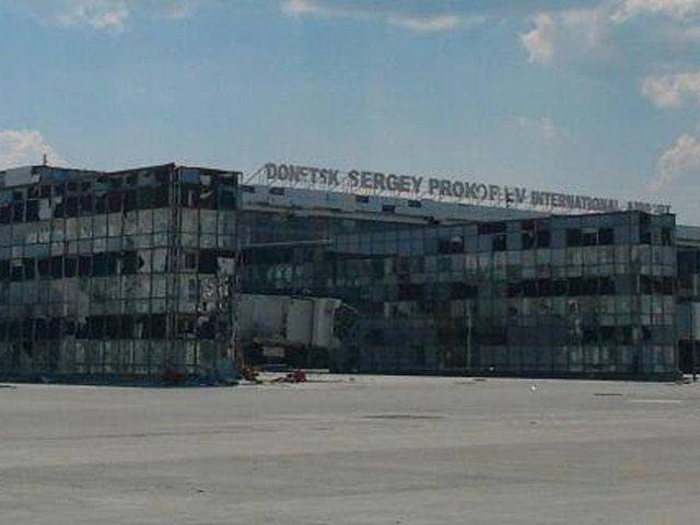 В районе Донецкого аэропорта погиб журналист