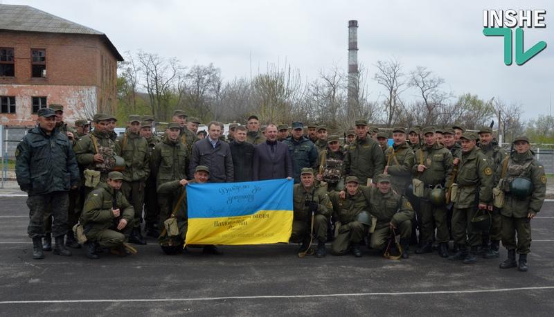 Солнцезащитный крем и мебель: народные депутаты Украины передали гумпомощь бойцам Нацгвардии