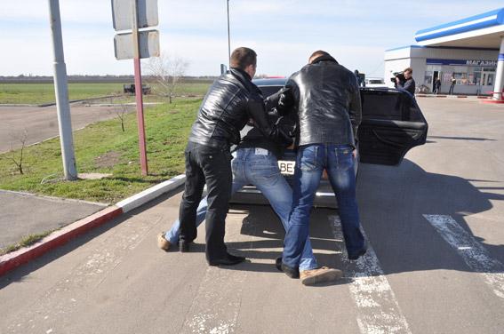 В Николаеве милиция задержала продавцов гексогена
