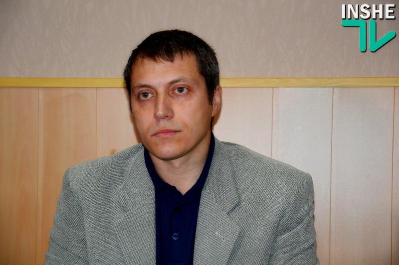 Нападение на активиста Барашковского в Николаеве полиция связывает с общественной деятельностью