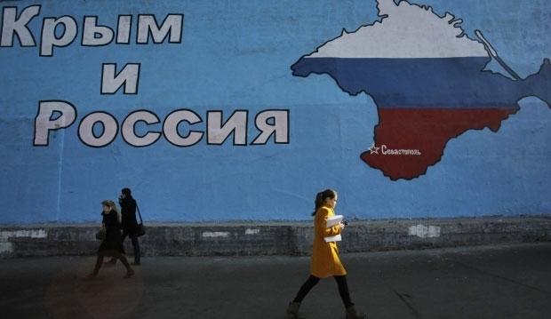 """Россия пригрозила """"ядерным оружием"""" для защиты аннексированного Крыма и намекнула прибалтам"""