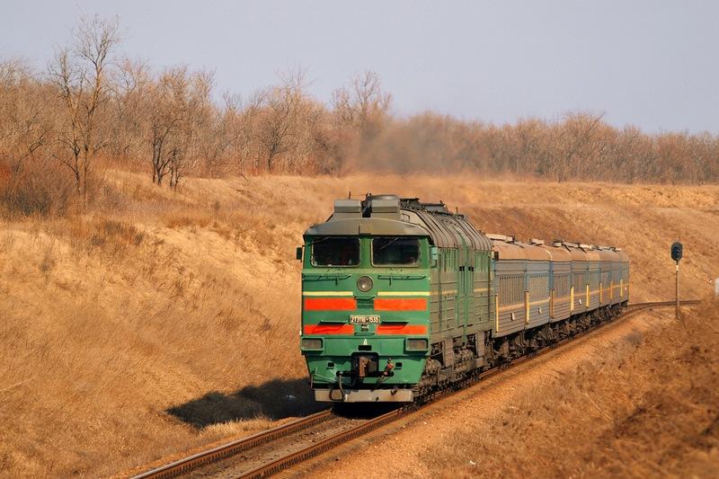 Под Тернополем сошел с рельсов пригородный поезд – 7 пассажиров получили травмы