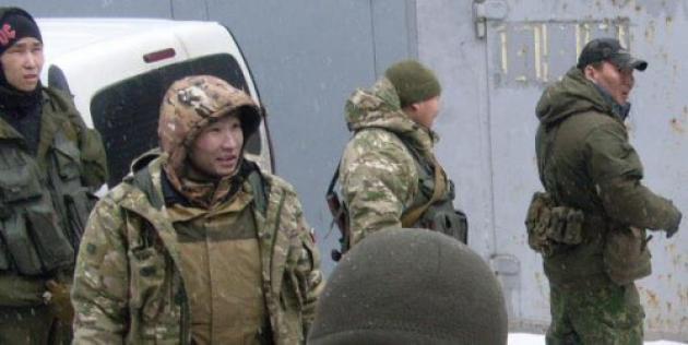 """Очередная партия  бурятских """"трактористов"""" пополнила ряды донецких террористов"""