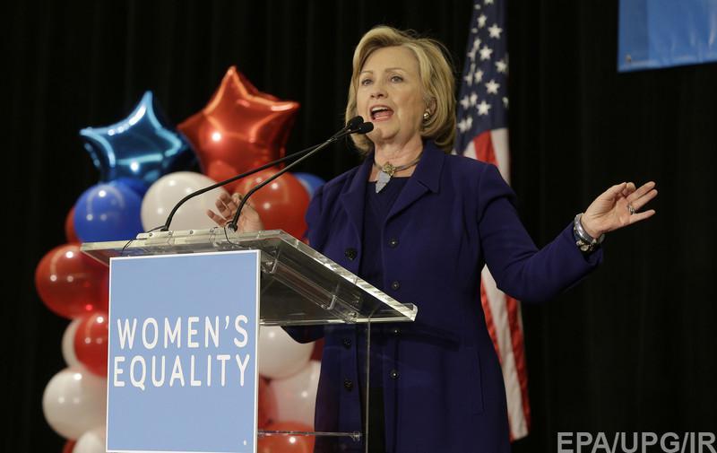 Хиллари Клинтон объявила о намерении баллотироваться в президенты США