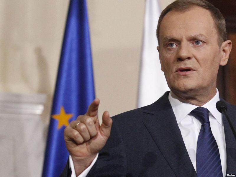 Туск уверен, что в декабре ЕС продлит санкции против РФ