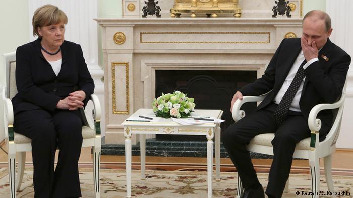 Меркель: Аннексия Крыма представляет угрозу европейскому мирному устройству
