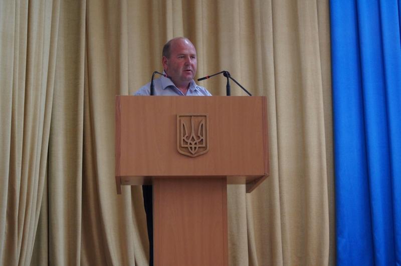 Глава Березнеговатской РГА обвинил представителей «Оппозиционного блока» в попытке срыва реформы местного самоуправления