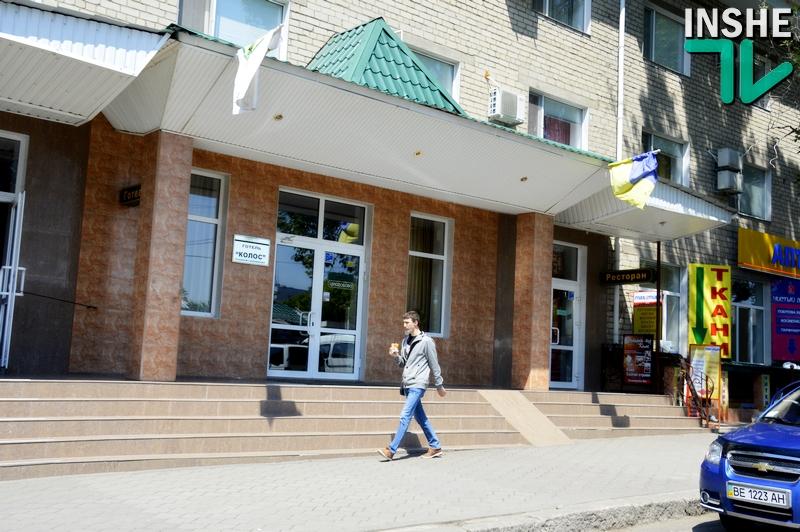 Недвижимые будки: владелец гостиницы «Колос» не может благоустроить территорию – Гранатуров молчит, а прокурор Николаева «прикрывает» бизнес брата